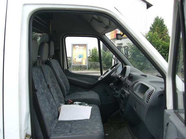 Mercedes Benz Sprinter-313