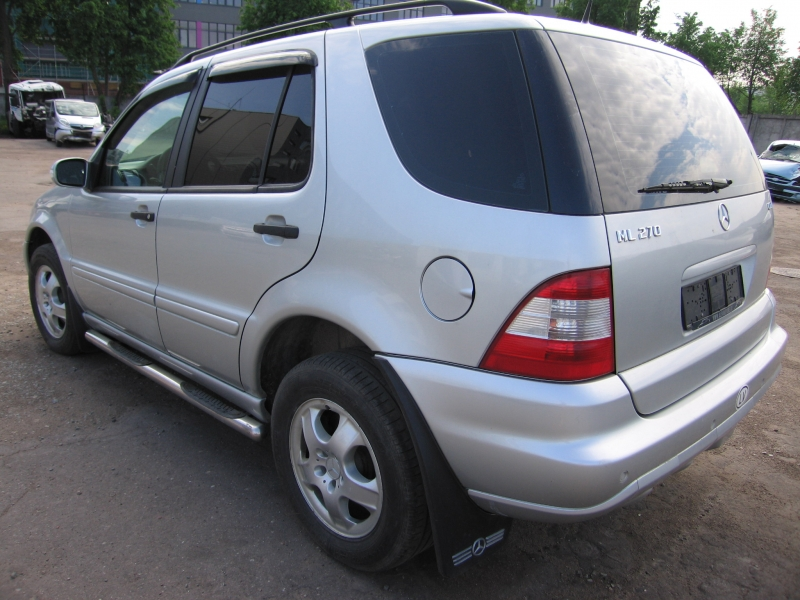 Mercedes Benz ML-270